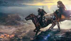 скриншот Witcher 3 Wild hunt PS4 - Ведьмак 3 Дикая охота - Русская версия #3