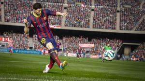 скриншот FIFA 15 PS4 - Русская версия #5