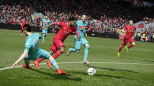 скриншот FIFA 15 PS4 - Русская версия #8