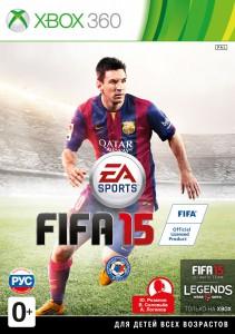 игра FIFA 15 XBOX 360