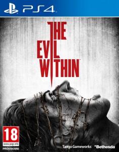 игра The Evil Within PS4 - Русская версия