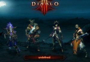 скриншот DIABLO III #2