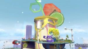 скриншот De Blob 2 Move 3D PS3 #2