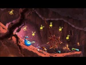 скриншот Rayman Origins #2