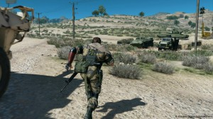 скриншот Metal Gear Solid 5 The Phantom Pain PS4 - Русская версия #2