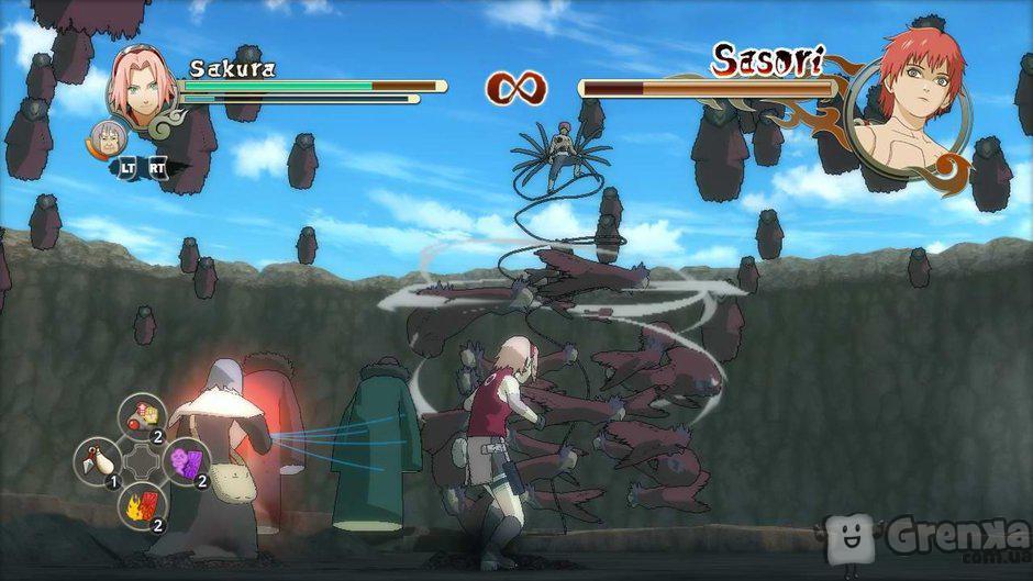 скачать naruto shippuden ultimate ninja storm 4 для ps3