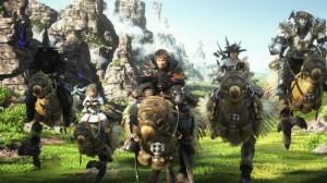 скриншот Final Fantasy XIV A Realm Reborn PS4 #2