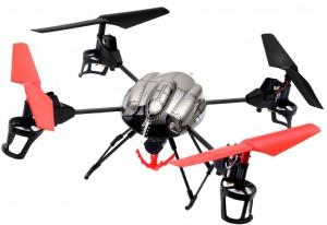 Квадрокоптер WL Toys Rescue V999 подъёмный кран на  р/у