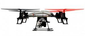 Квадрокоптер WL Toys Spray V979 водяная пушка на р/у