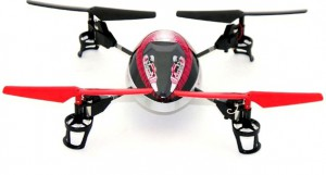 Квадрокоптер WL Toys V949 UFO Force на р/у 4-канальный (фиолетовый)