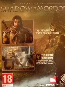 скриншот Middle-earth: Shadow of Mordor Limited Edition PS4 - Русская версия #12