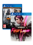 игра Metro Redux PS4 + Infamous: First Light PS4