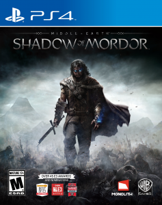 игра Middle-earth Shadow of Mordor PS4