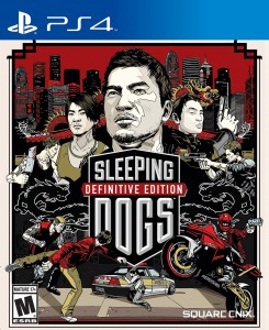 игра Sleeping Dogs Definitive Limited Edition PS4 - Русская версия