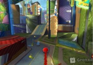 скриншот De Blob 2 Move 3D PS3 #3