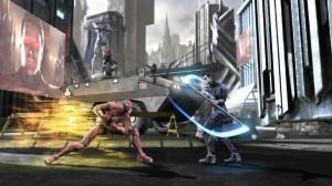 скриншот Injustice: Gods Among Us Ultimate Edition PS4 #3