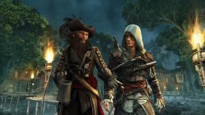 скриншот Assassin's Creed 4. Black flag PS4 - Assassin's Creed 4. Черный флаг - русская версия #3