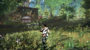 скриншот Final Fantasy XIV A Realm Reborn PS4 #3