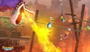 скриншот Rayman Legends. PlayStation Hits PS4 - Русская версия #2