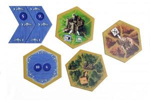 фото Настольная Игра Hobby World 'Колонизаторы. Купцы и Варвары.' Расширение для 5-6 игроков (1100) #3