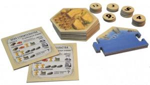 фото Настольная игра Hobby World 'Колонизаторы. Расширение для 5-6 игроков' (1101) #7