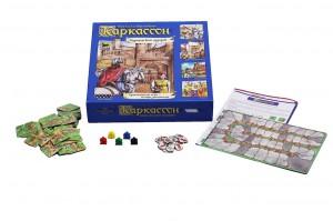 фото Настольная игра Hobby World 'Каркассон. Королевский подарок' (1087) #2
