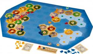 фото Настольная Игра 'Колонизаторы. Первопроходцы и Пираты' #2