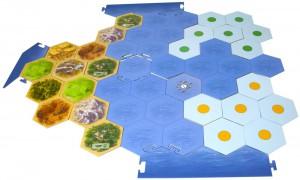 фото Настольная Игра 'Колонизаторы. Первопроходцы и Пираты' #4