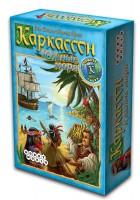 Настольная игра 'Каркассон. Южные моря'