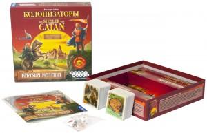 фото Настольная игра 'Колонизаторы. Князья Катана' #5