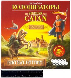 фото Настольная игра 'Колонизаторы. Князья Катана' #7