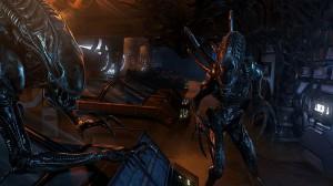 скриншот Alien Isolation #2