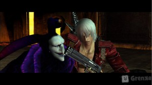 скриншот Devil May Cry HD Collection PS3 #2