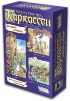 Настольная игра Hobby World 'Каркассон. Дворяне и башни' (1034)