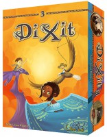 Настольная игра 'Dixit 3'