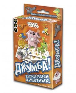 Настольная игра 'Джумба'