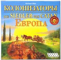 Настольная игра 'Колонизаторы. Европа'