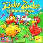 Настольная игра Zoch 'Цыплячьи бега' (218007)