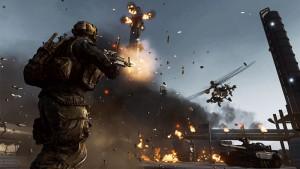 скриншот Battlefield 4. Premium Edition PS4 - русская версия #4
