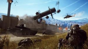 скриншот Battlefield 4. Premium Edition PS4 - русская версия #5