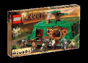 Конструктор LEGO Неожиданный сбор