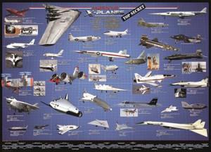 фото Пазл EuroGraphics 'Америанские самолеты-разведчики' (6000-0248) #2