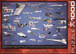 фото Пазл EuroGraphics 'Америанские самолеты-разведчики' (6000-0248) #3