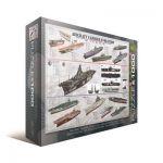 Пазл EuroGraphics 'История авианосцев' (6000-0129)