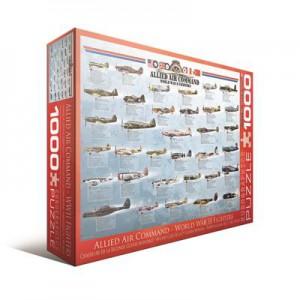 Пазл EuroGraphics 'Истребители 2-й Мировой войны' (6000-0379)