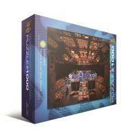 Пазл EuroGraphics 'Кабина космического корабля Шатлл' (6000-0265)