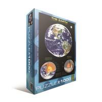 Пазл EuroGraphics 'Планета Земля' (6000-1003)