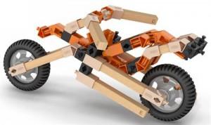 фото Конструктор Engino 'Мотоциклы', 3 модели (EB11) #3