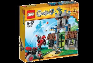 Конструктор LEGO Нападение на стражу
