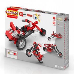 Конструктор Мотоциклы, 16 моделей